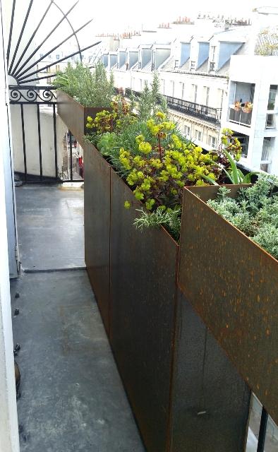 Artica balconnières et bacs 25cm